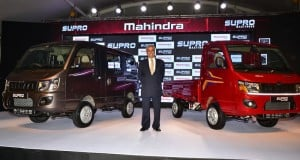 Mahindra Rolls out Van and Truck in India