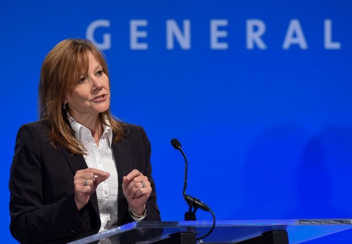 GM Outlines Growth Plan