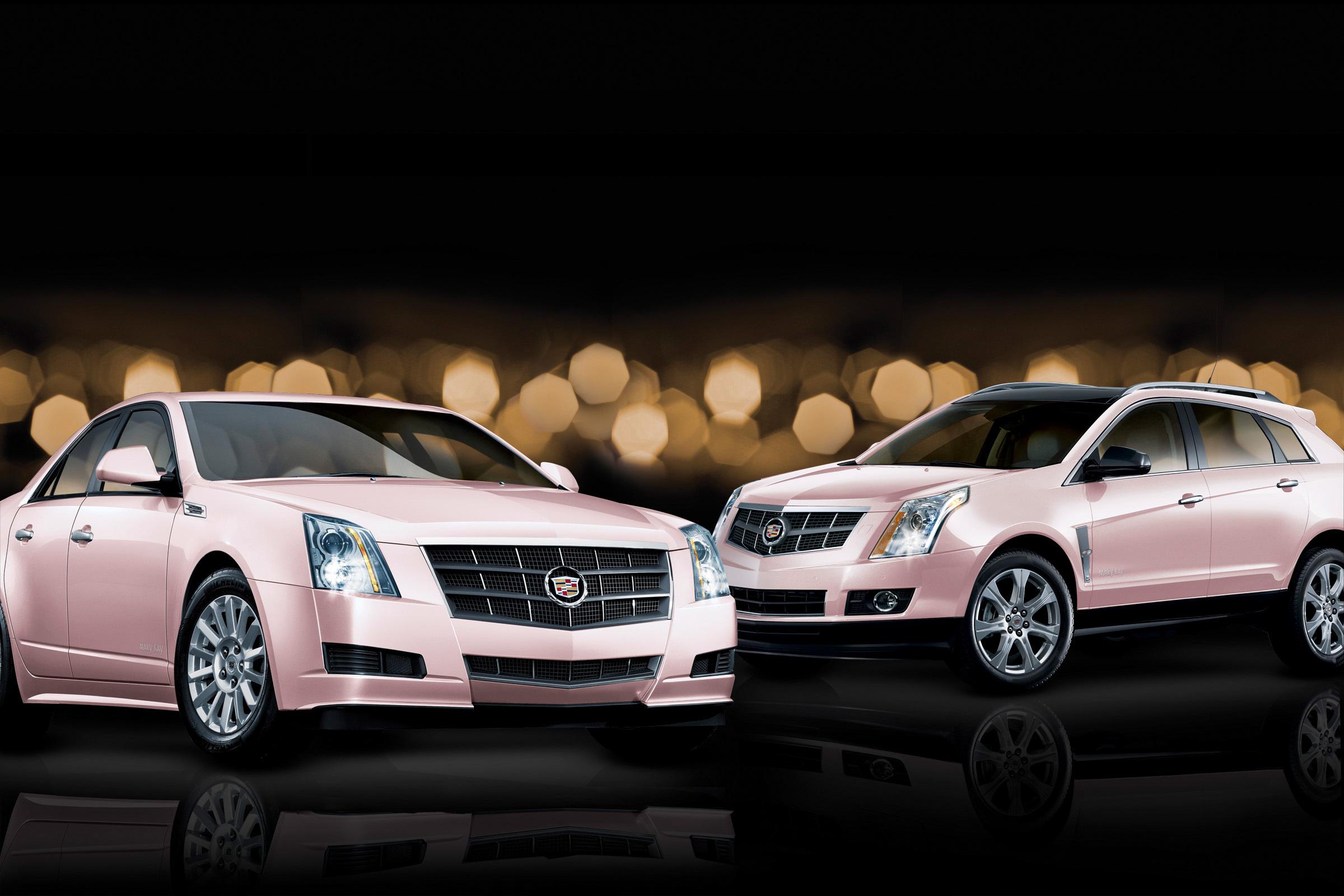 Mary Kay Celebrates Birthday of Iconic Pink Cadillac