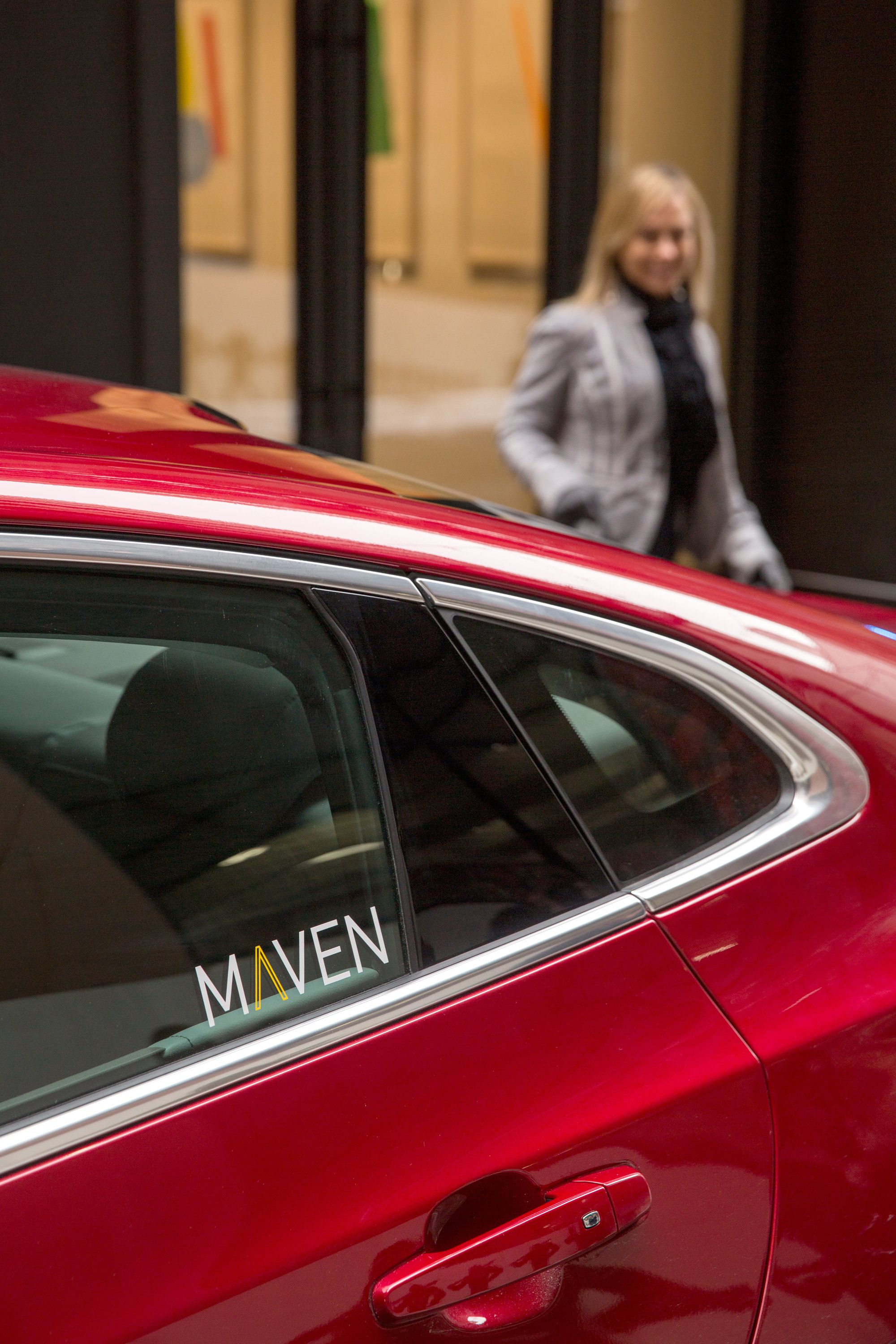 GM Launches Carsharing Service