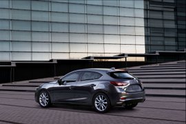 Mazda3 Cars Recalled for Stalling