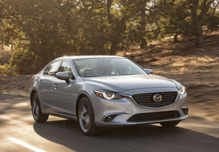 Mazda Announces 2016-MY Fleet Incentives