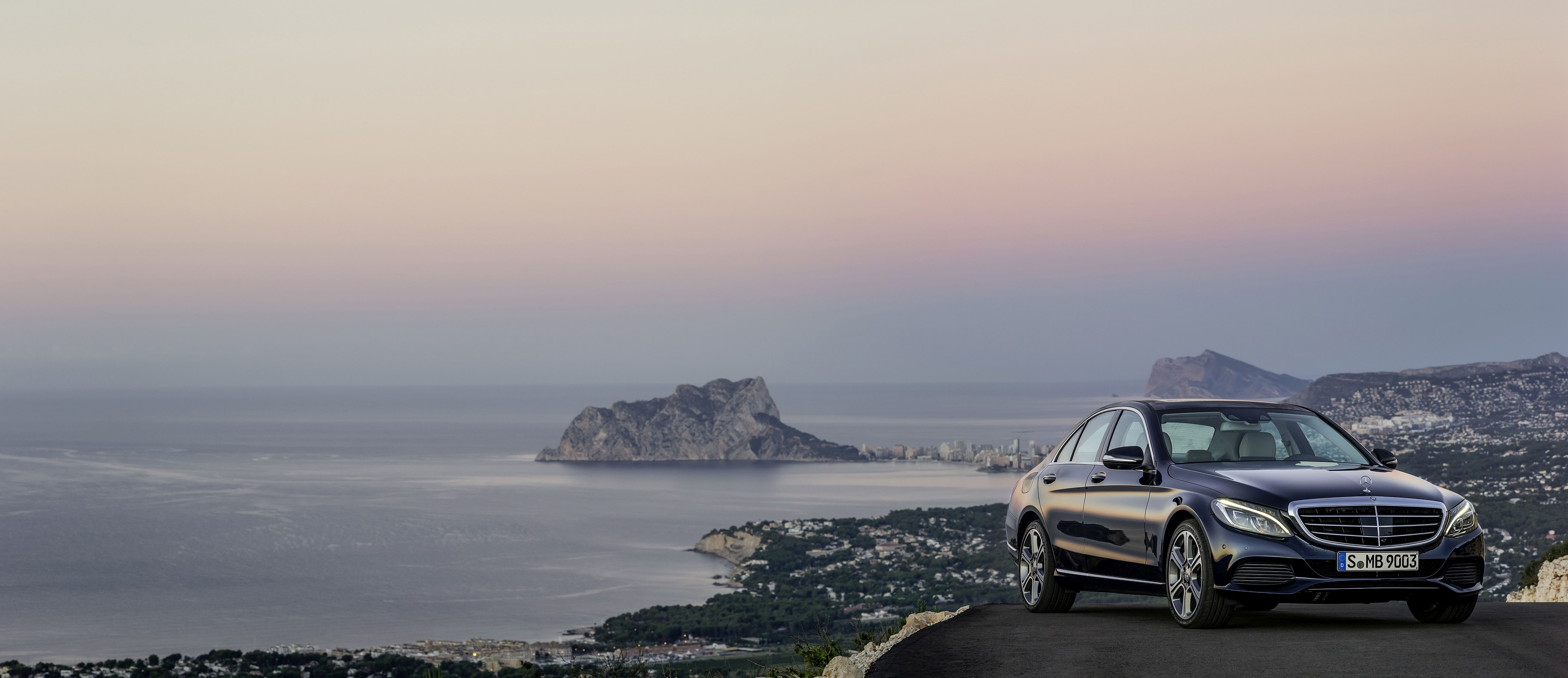 Mercedes-Benz C-Class Crowned Australia's Car of the Year