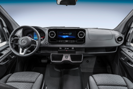 Third-Gen Sprinter Van to Focus on Mobility, Connectivity