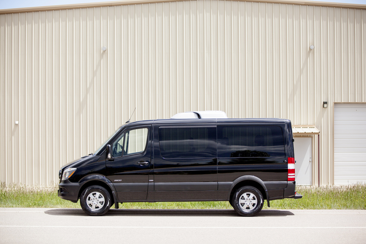 Daimler Recalls Sprinter 2500, 3500 Vans