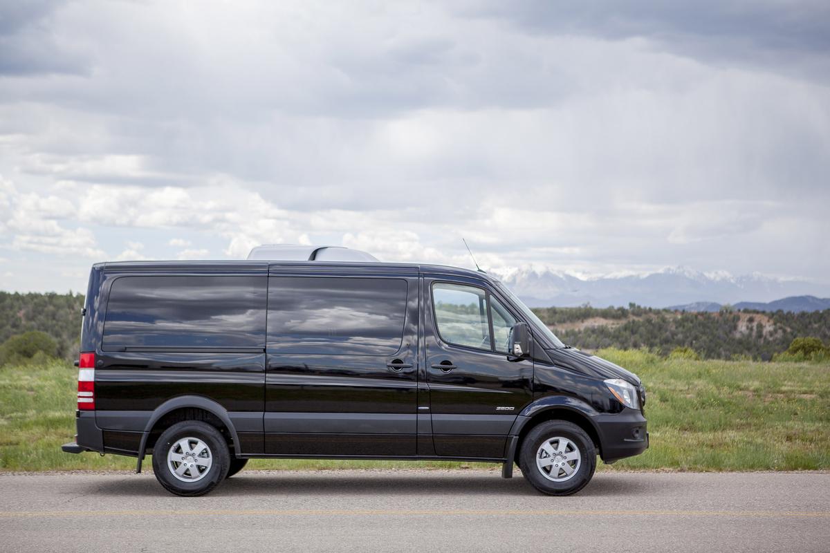 Sprinter Vans Recalled for Overloading Risk
