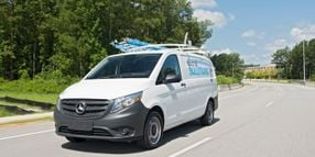 Mercedes-Benz Expands Van Offerings, Adds Ship-Thru