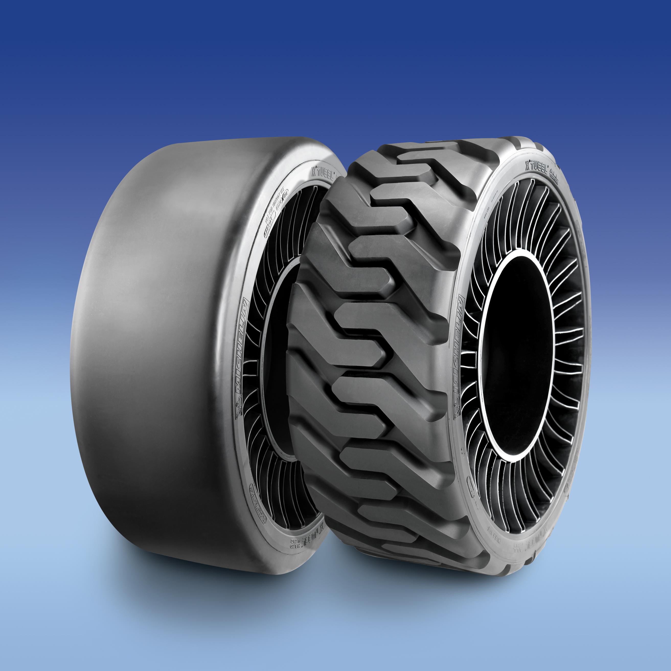 Michelin Developing Airless Tire/Wheel Called 'Tweel'