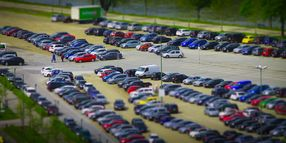 New-Vehicle Sales Down 2.3% in First Half of 2017