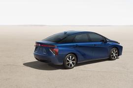 Toyota Recalls Mirai for Voltage Problem