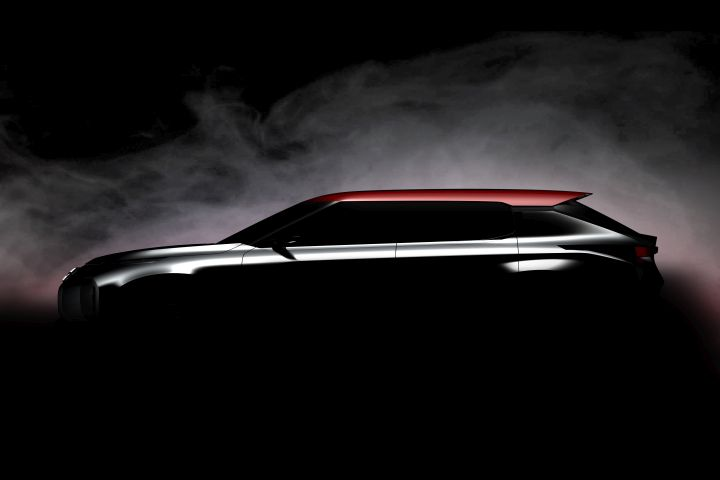 Mitsubishi Prepping Luxury PHEV SUV