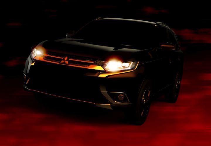 Mitsubishi Revamping Outlander Compact SUV for 2016