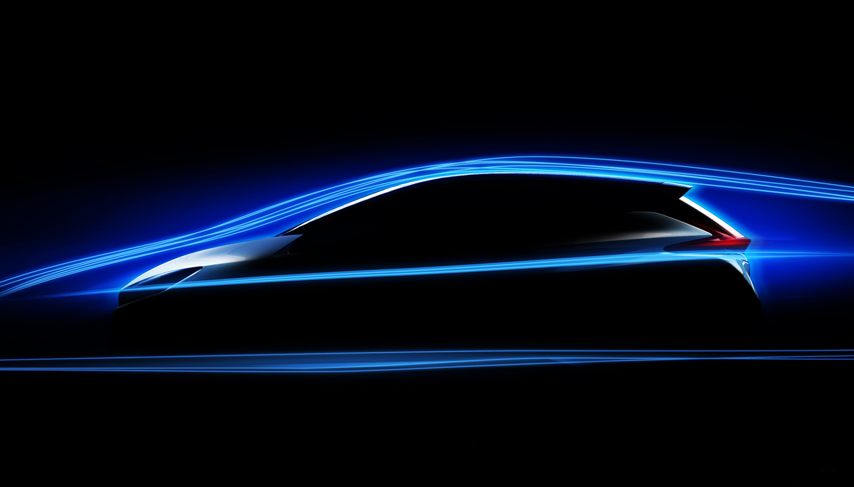 Nissan Announces Leaf Redesign