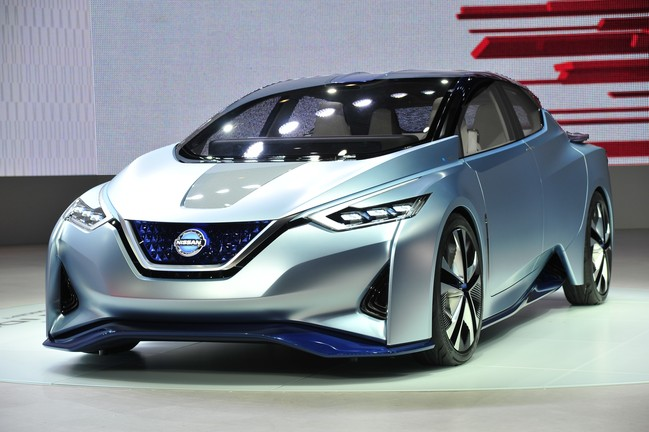Video: Nissan Showcases Self-Driving Concept Car