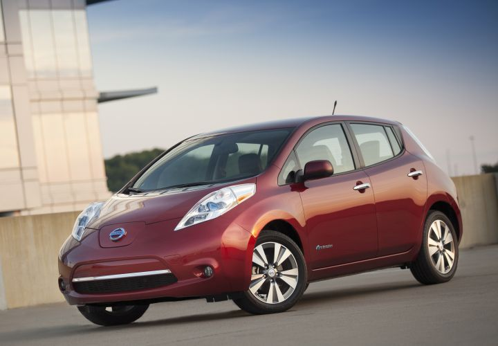Nissan Announces Pricing for '14 LEAF