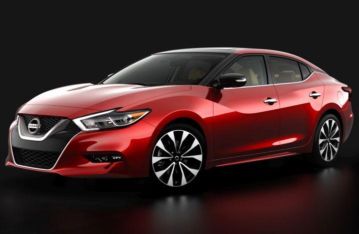 Nissan Confirms Next-Gen Maxima Sedan
