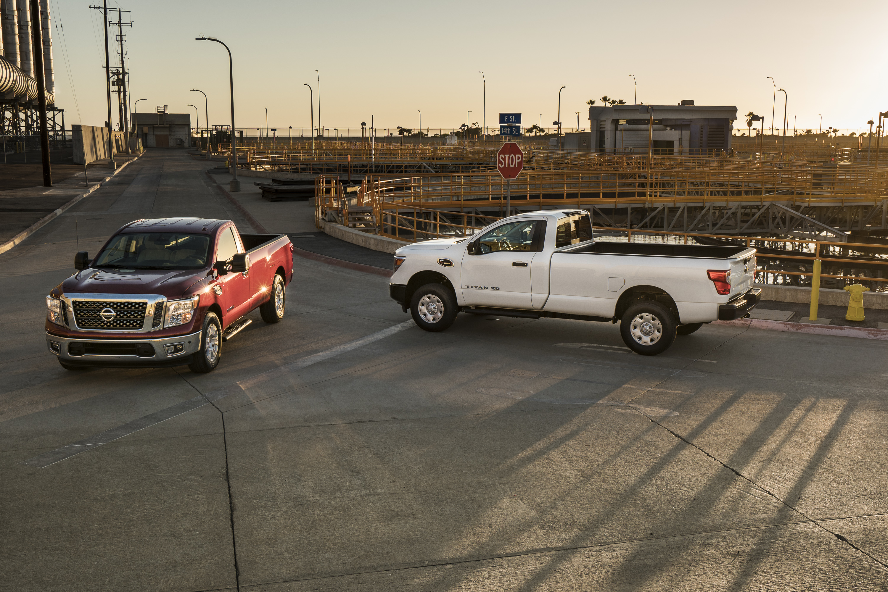 Nissan Adds Single Cab Titan for 2017