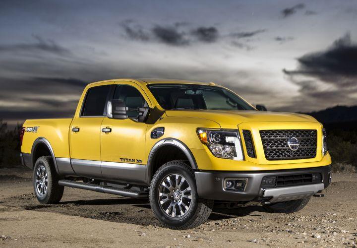 Nissan's Diesel Titan XD Arrives as Crew Cab
