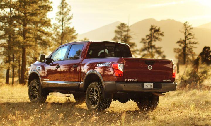 Nissan Offers Lifted Titan, Titan XD