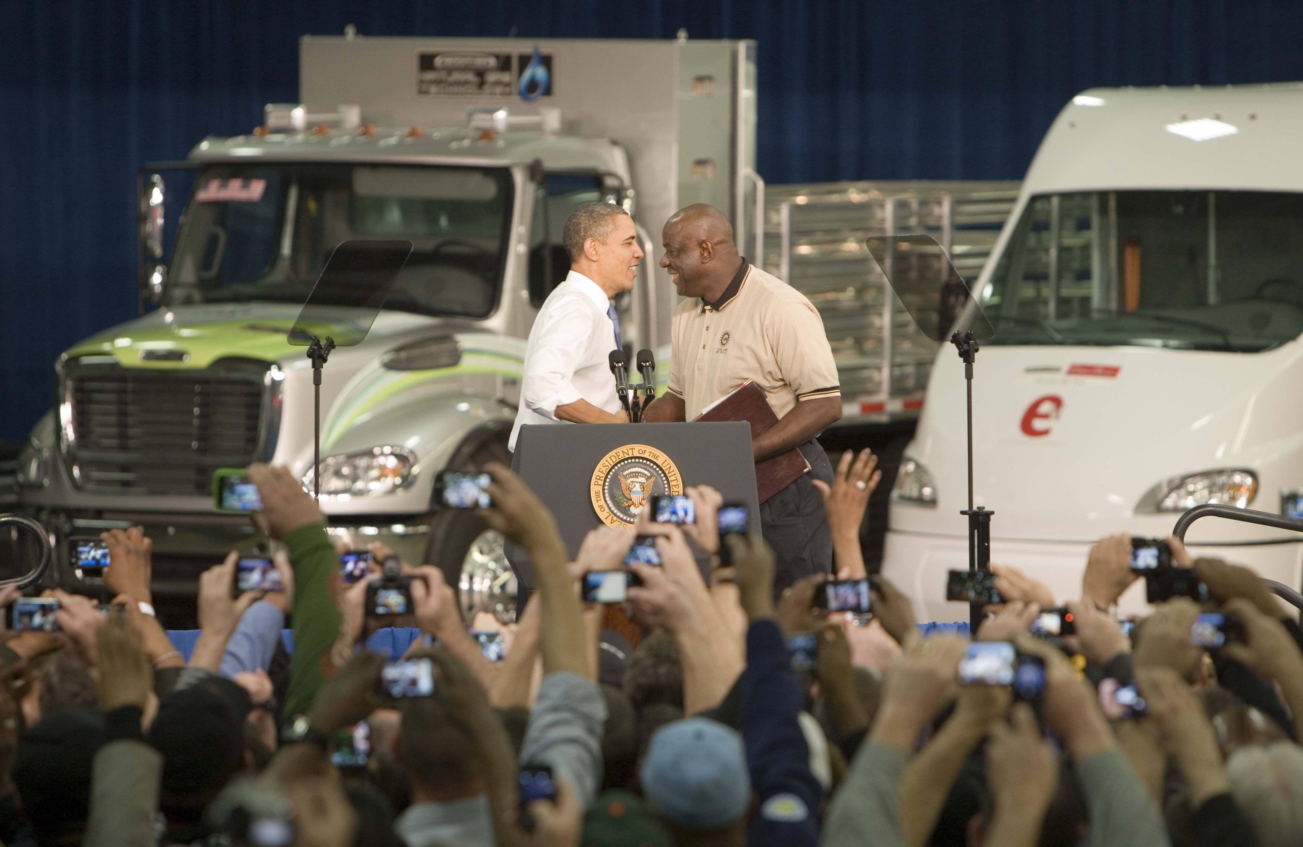 Obama Administration Proposes New Alt-Fuel Vehicle Incentives