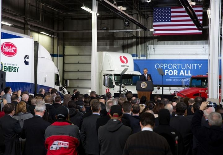 Truckers Speak Out Against Obama's Fuel Economy Rules