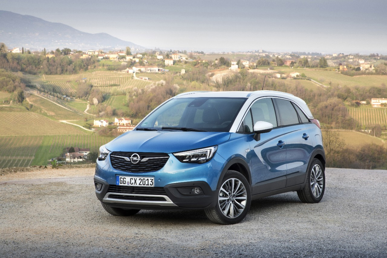 Opel Names South African Importer