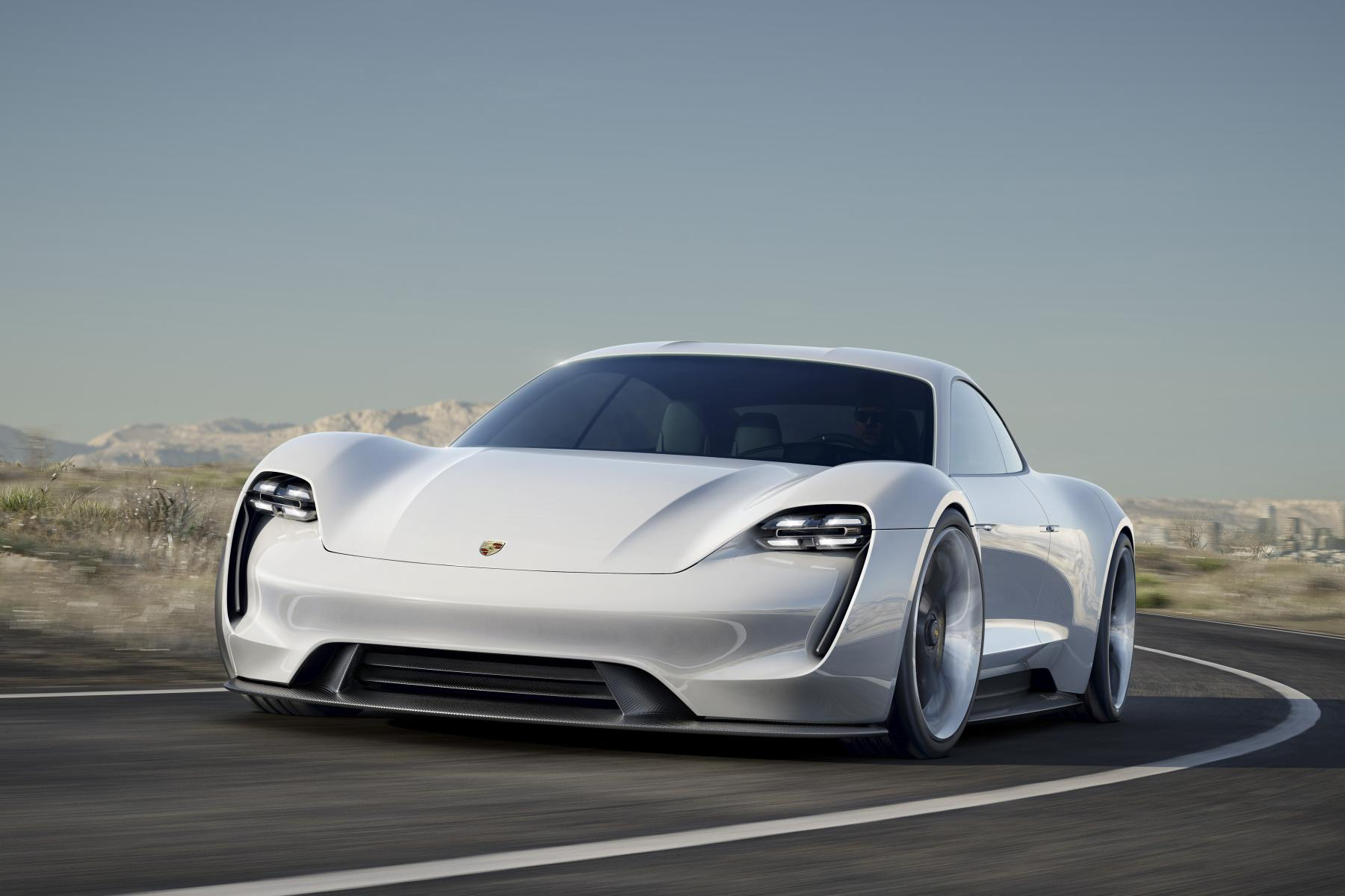Porsche to Build First Battery-Electric Vehicle