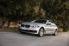 BMW's 530e Hybrid Sedan Retails for $52,395