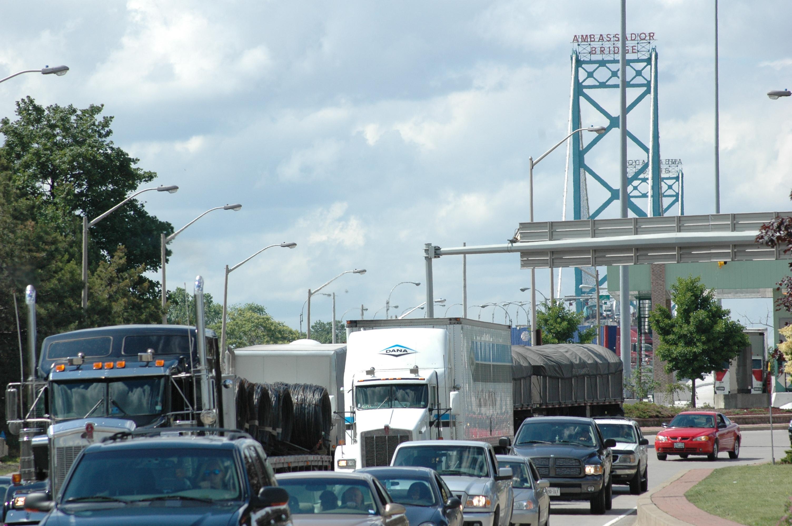 Canada Approves Ambassador Bridge Expansion on Border