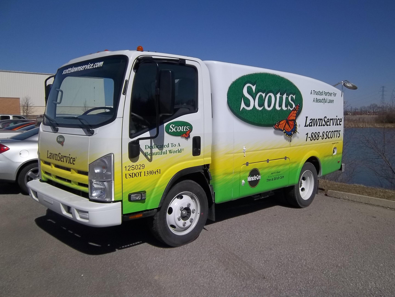 Scotts LawnService Focuses on Reducing Fleet Maintenance Costs