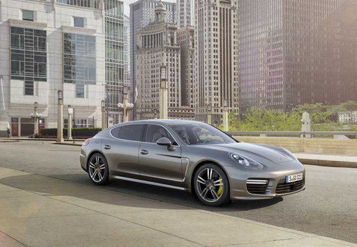 Porsche to Produce Executive Edition Panamera