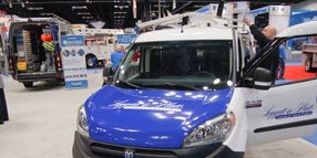 Van Upfitters Roll Out ProMaster City Racks, Bins