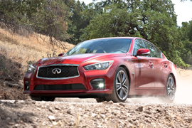 Infiniti Hybrids Recalled for Unintended Acceleration