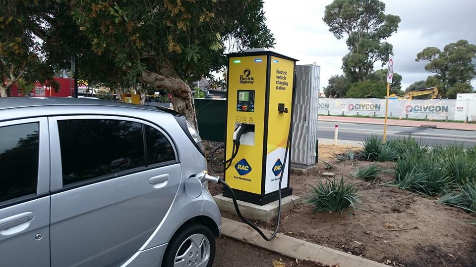 Australia Establishes 'Electric Highway'