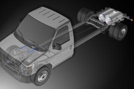 ROUSH CleanTech to Offer LPG E-350 Cutaway