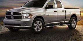 Ram Improves 1500 EcoDiesel Pickup's Fuel Efficiency