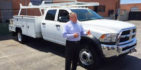 Ram Raises Capacities for 2017 Chassis Cab Trucks