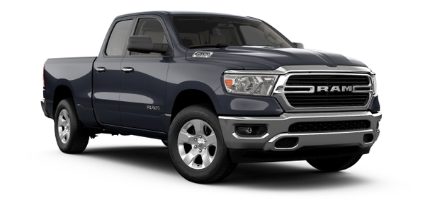 The Lone Star will initially be offered with the 5.7L HEMI V-8. A powerful and fuel-efficient...