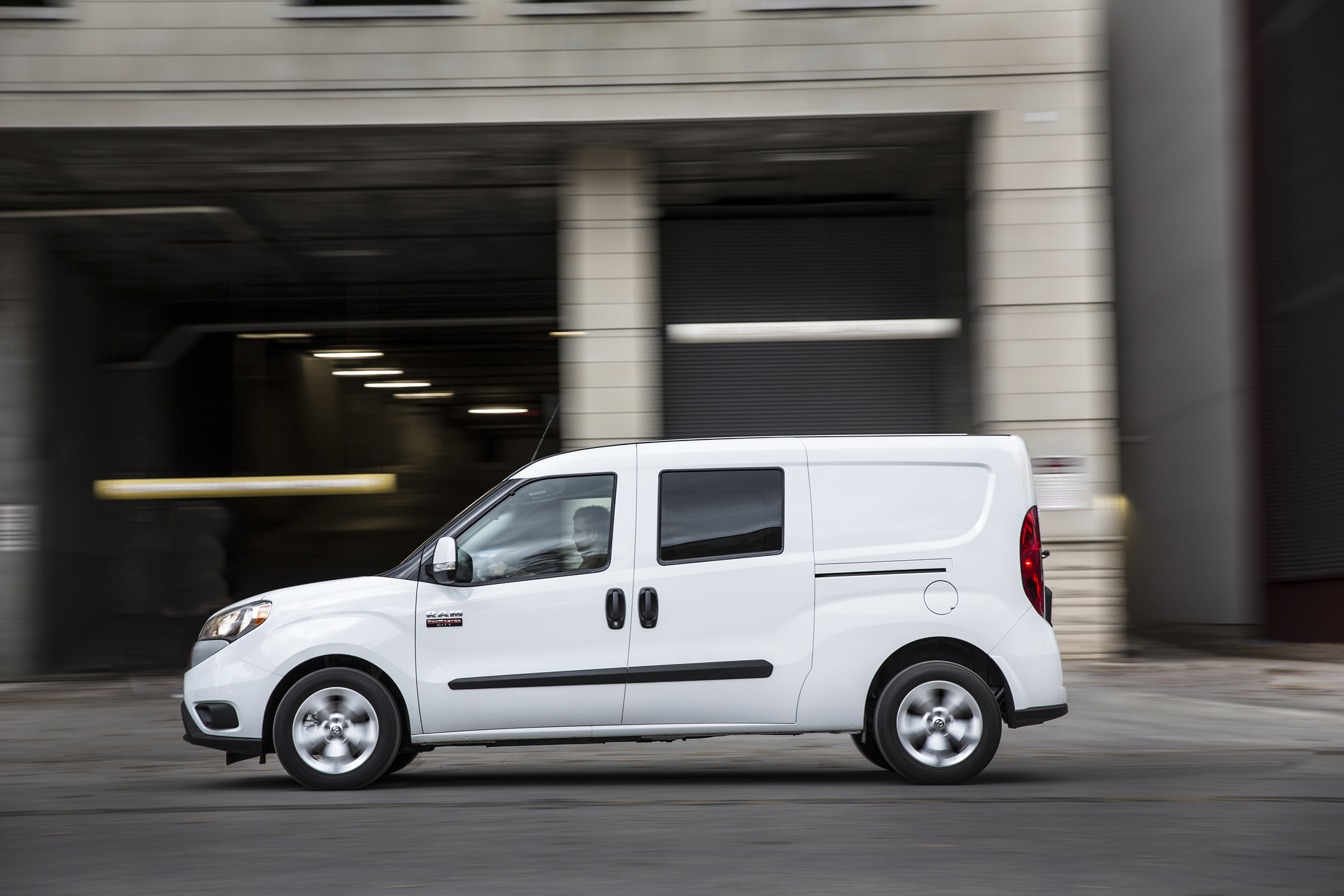 FCA Recalls Ram ProMaster City for Tire Placards