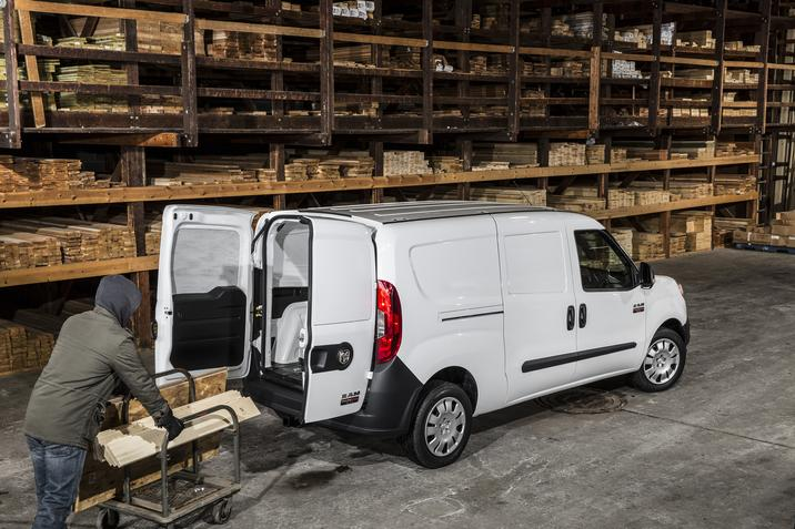Ram ProMaster City Vans Recalled