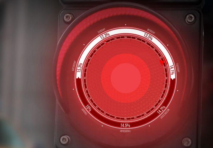Report Reveals Red-Light Running Behavior