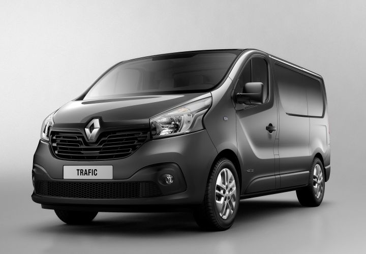 Vauxhall, Renault Introduce Panel Vans for Europe