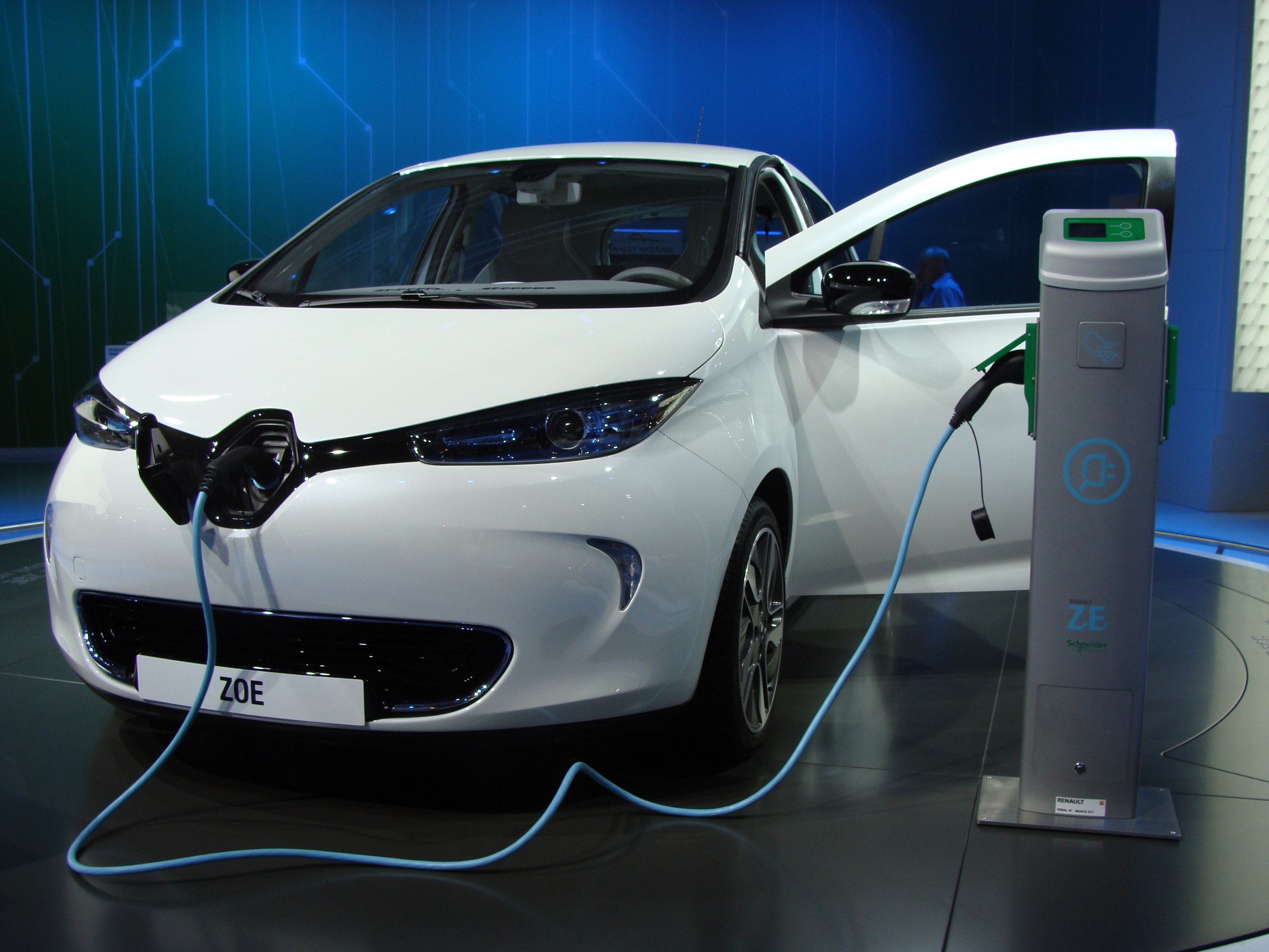 California EV Market Seeing Explosive Growth