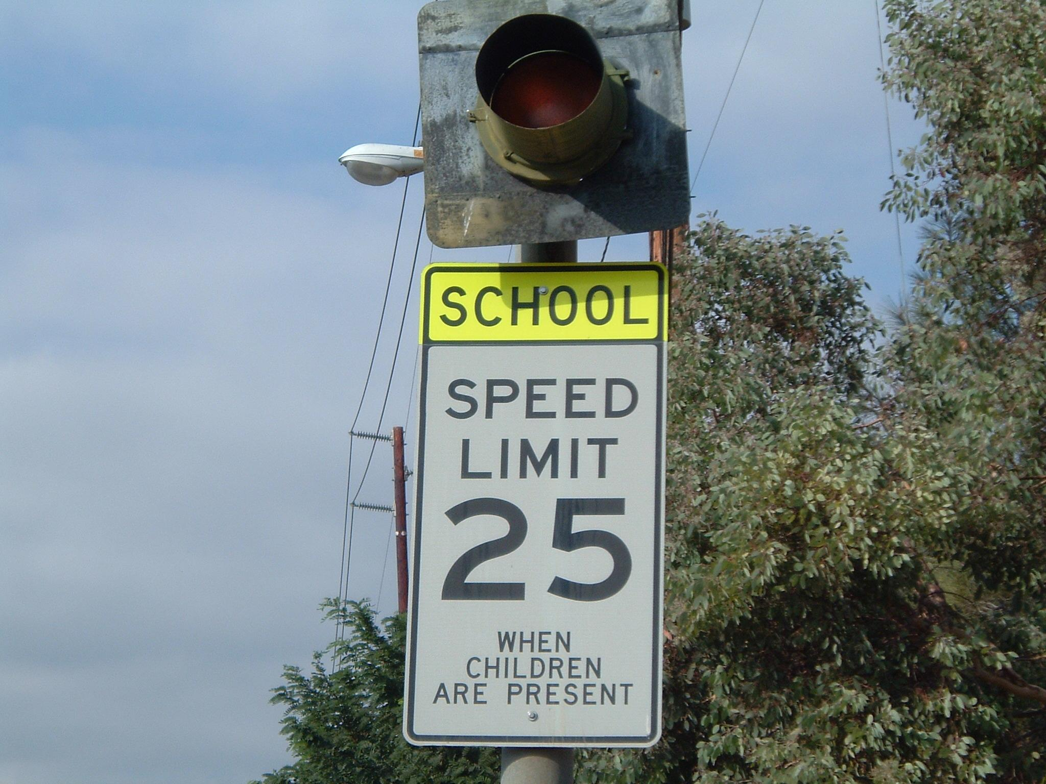 Safety Tip: Driving Near Schools