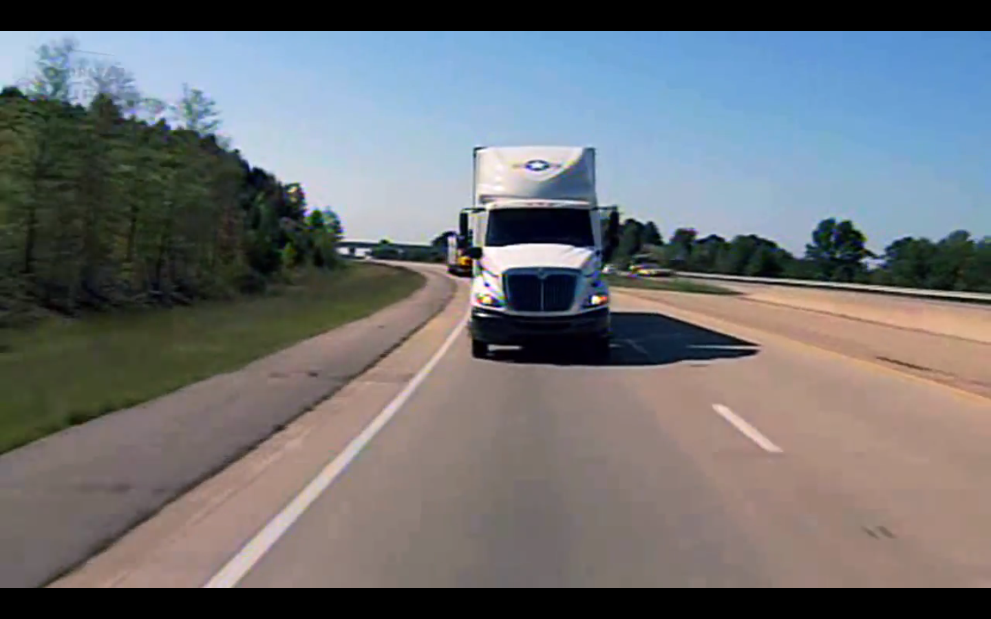 Fleet Safety Video Tip: Driving Near Big Commercial Trucks