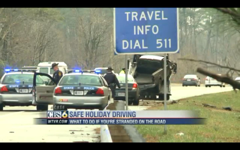Fleet Safety Video Tip: Responding to a Highway Breakdown
