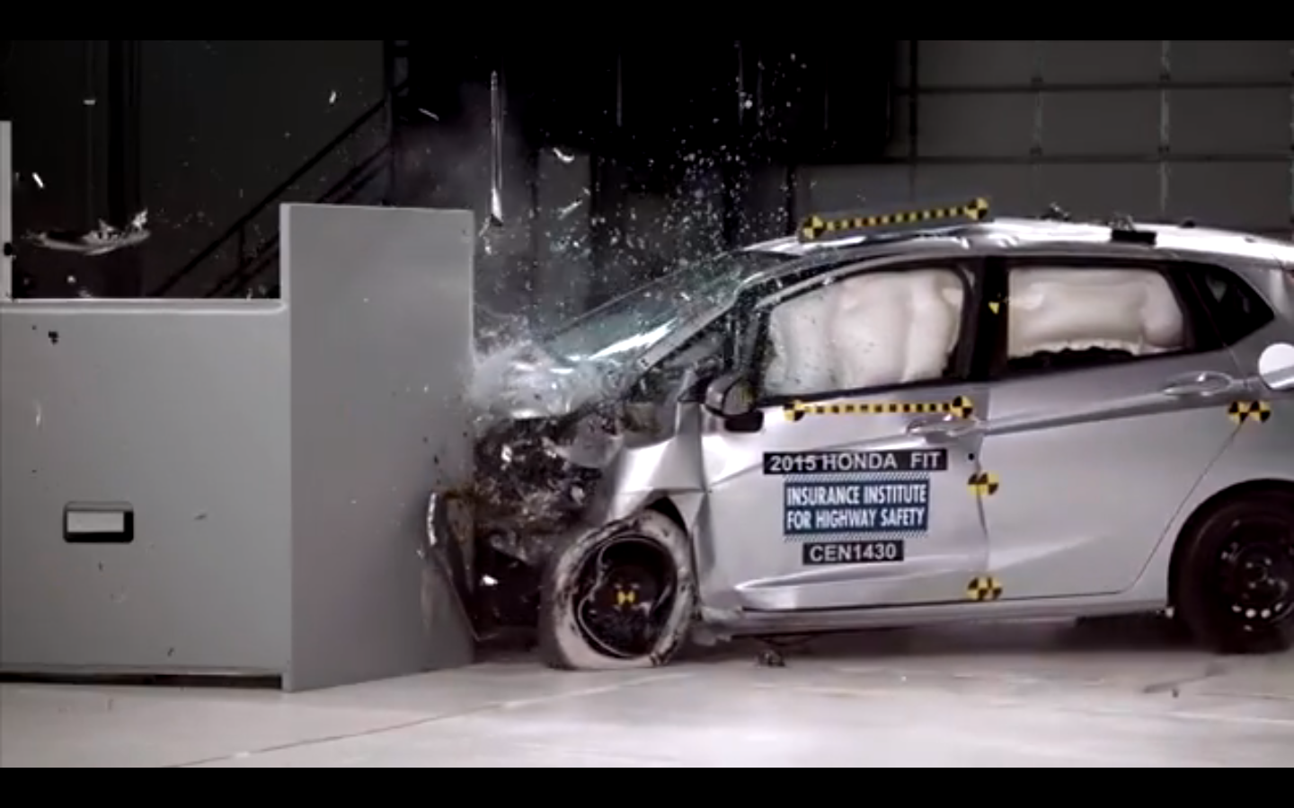 Video: Honda Fit Named Top Safety Pick