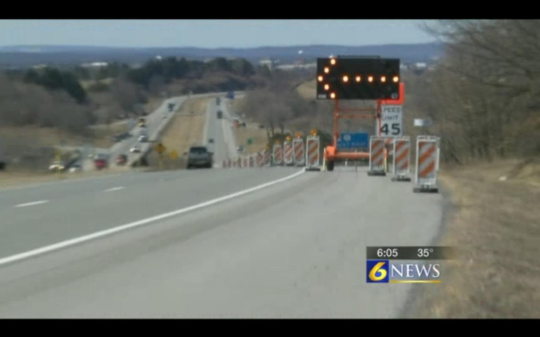 Fleet Safety Video Tip: Work Zone Precautions
