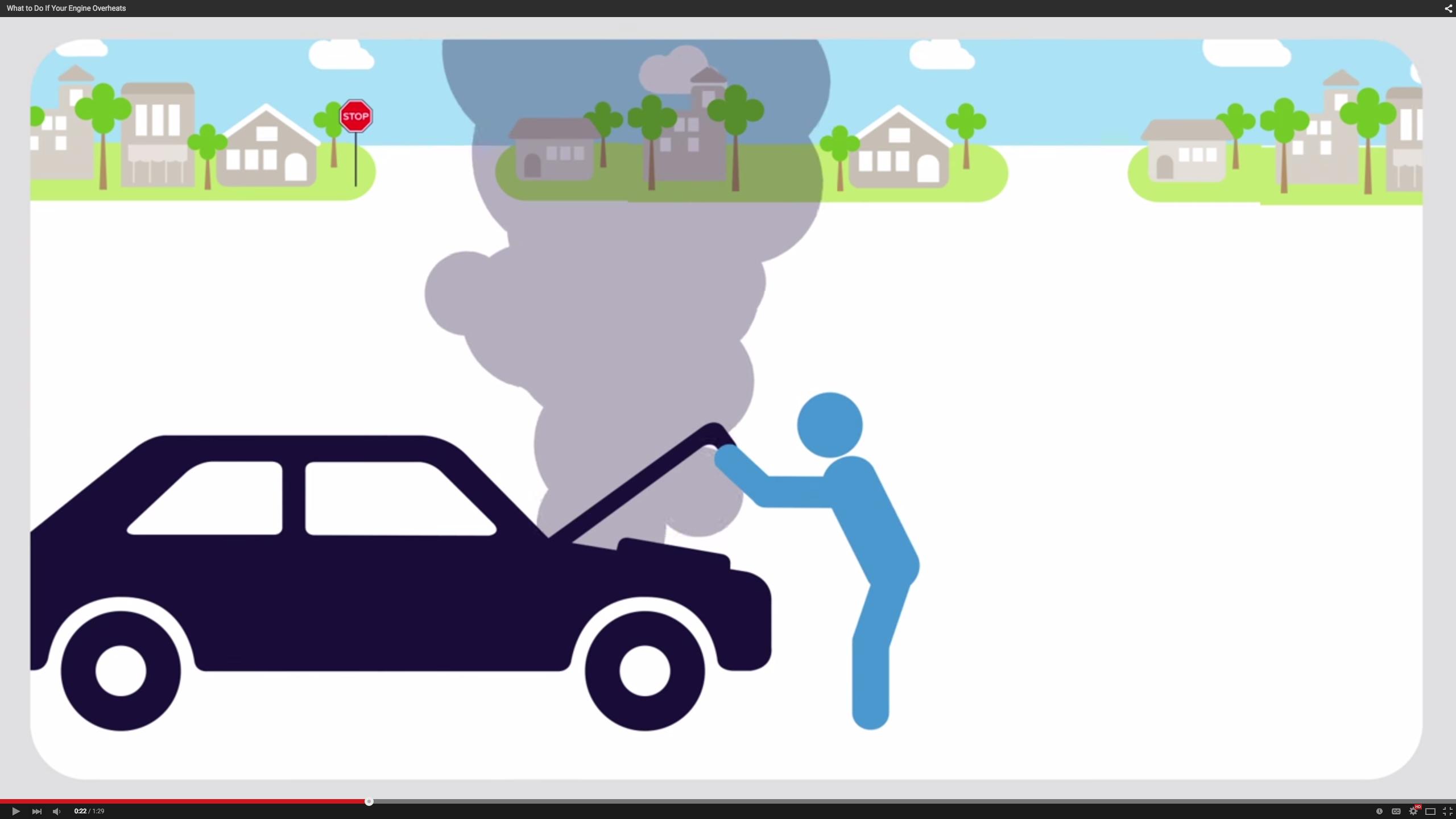 Fleet Safety Video Tip: Engine Overheating