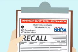 Faulty Air Bag Controls Spur New Series of Recalls